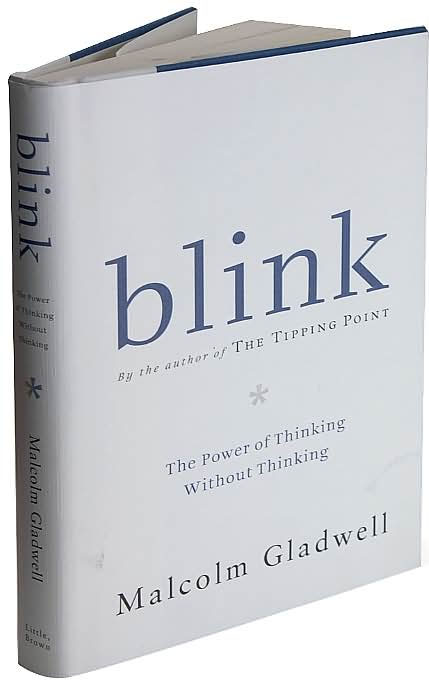 blink beauty of snap decisions Now, in blink, he revolutionizes the way we understand the world within blink is a book about how we think without thinking, about choices that seem to be made in an instant, in the blink of an eye, that actually aren't as simple as they seem why are some people brilliant decision makers, while others are consistently inept.